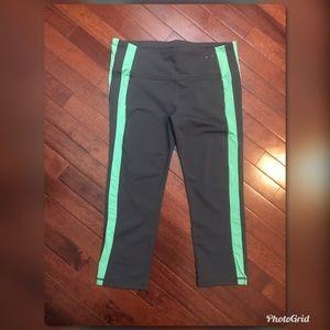 Gap Fit • Yoga Pants in Gray & Green